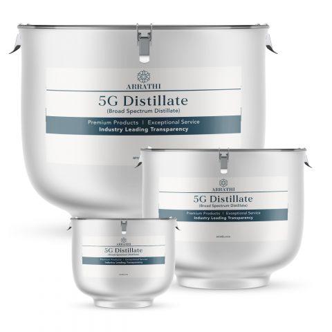 5G Distillate - Broad Spectrum Distillate